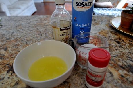 Meringues - Ingredients