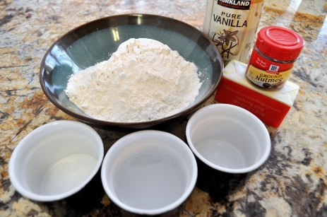 Pie Crust - Ingredients