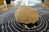Rest the dough in a ball