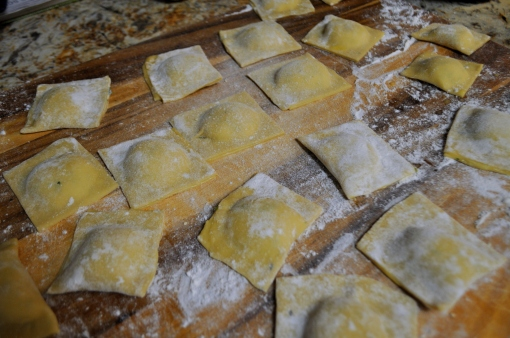 Ricotta Ravioli - Ready to cook