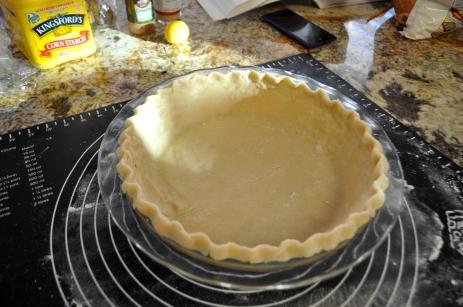 Prepped Crust
