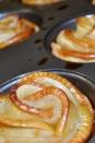 Apple Pastry Rosettes