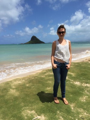 Mokoli'i Island (also known as Chinaman's Hat)