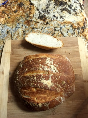 Fresh Homemade Sourdough