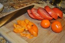 Such pretty tomatoes!