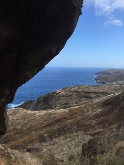 Koko Head Crater Arch