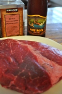 Beef and Beer - Fire Rock from Kona