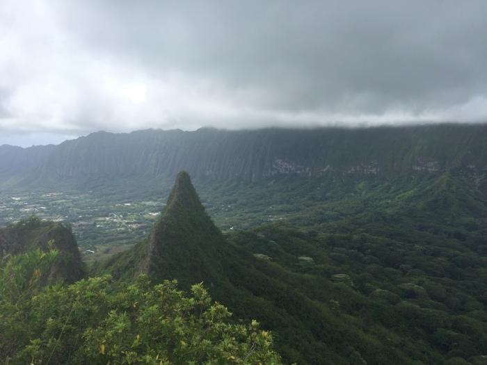 Looking at the third peak