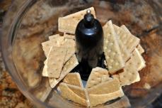 Graham crackers, pre-crumbs