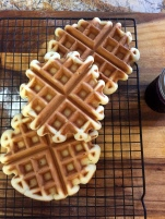 Mochi Waffles