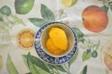 Mango Ginger Sorbet
