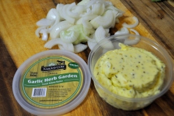 Garlic Herb Garden Butter! mmmmmm
