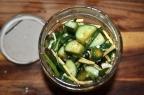 Kimchi Cucumbers
